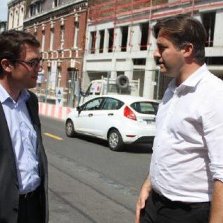 La rue Saint-Fuscien : l'eldorado des promoteurs